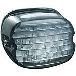 Kuryakyn LED Tail Light Conversion - Low Profile Smoke - Kuryakyn Cruiser Lighting