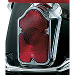Kuryakyn LED Tail Light Conversion - Tombstone - Kuryakyn Cruiser Lighting