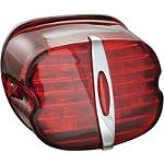 Kuryakyn Panacea LED Tail Light - Deluxe Red - Kuryakyn Cruiser Parts
