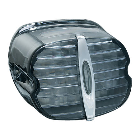 Kuryakyn Panacea LED Tail Light - Deluxe Smoke - Main