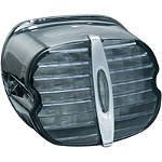 Kuryakyn Panacea LED Tail Light - Deluxe Smoke - Kuryakyn Cruiser Parts
