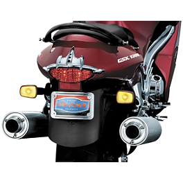 Kuryakyn Tail Light Top Trim - 2003 Suzuki GSX1300R - Hayabusa Kuryakyn Rearset Covers