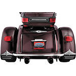 Kuryakyn Trunk Latch Accent - Kuryakyn Cruiser Tail Bags