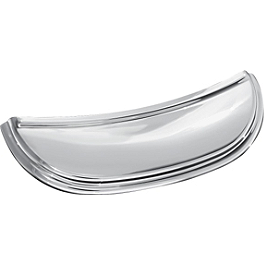 Kuryakyn Turn Signal Bar Filler Panel - 2012 Harley Davidson Street Glide - FLHX Kuryakyn Deluxe Windshield Trim