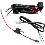 Kuryakyn Universal Trailer Wiring & Relay Harness - Cruiser Hitch Accessories