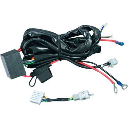 Kuryakyn Plug & Play Trailer Wiring & Relay Harness - Main
