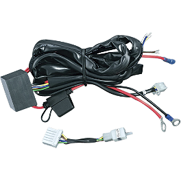 Kuryakyn Plug & Play Trailer Wiring & Relay Harness - Kuryakyn LED Lighted Bat Lashes