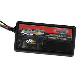 Kuryakyn Wild Things Fuel Injection Controller - 2012 Yamaha Raider 1900 - XV19C Kuryakyn Replacement Turn Signal Lenses - Clear