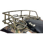 Kawasaki Genuine Accessories Rear Rack Extension - Metallic Greystone - Kawasaki OEM Parts Utility ATV Body Parts and Accessories