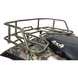 Kawasaki Genuine Accessories Rear Rack Extension - Sienna Gold - Moose Rack Extension - Rear