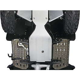 Kawasaki Genuine Accessories Middle Skid Plate - 2007 Kawasaki BRUTE FORCE 650 4X4 (SOLID REAR AXLE) Kawasaki Genuine Accessories Front CV Joint Guards