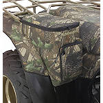 Kawasaki Genuine Accessories Rear Fender Bag - Black - Kawasaki OEM Parts Utility ATV Storage Bags
