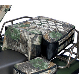 Kawasaki Genuine Accessories Seat Bag - Realtree - Kawasaki Genuine Accessories Front Rack Bag - Realtree