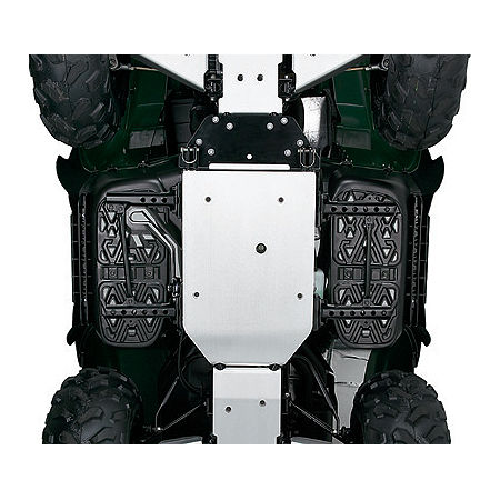 Kawasaki Genuine Accessories Middle Skid Plate - Main