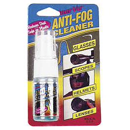 Kleer Vu Anti-Fog Cleaner - Kleer Vu No-Fog Cloth