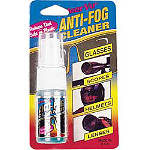 Kleer Vu Anti-Fog Cleaner - Kleer Vu Motorcycle Eyewear
