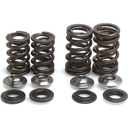 Kibblewhite Valve Spring Kit - 2007 Honda TRX450R (ELECTRIC START) Wiseco Valve Shim Kit 9.48mm