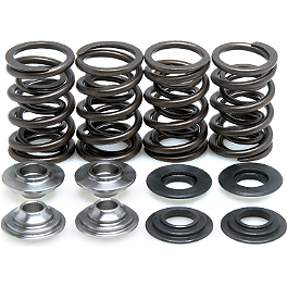 Kibblewhite Valve Spring Kit - 2008 Arctic Cat DVX400 Wiseco Valve Shim Kit 9.48mm