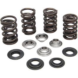 Kibblewhite Valve Spring Kit - Wiseco Valve Shim Kit 9.48mm
