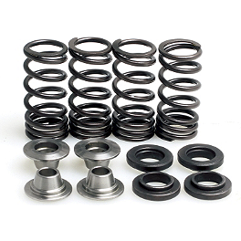 Kibblewhite Valve Spring Kit - 1996 Yamaha WARRIOR Hotcams Camshaft - Stage 2