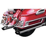 LA Choppers Slip-On Mufflers - Cruiser Exhaust Systems