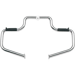 Lindby Custom Chrome Multibar - 1999 Suzuki Intruder 1500 - VL1500 Cobra Freeway Bars - Chrome