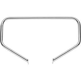 Lindby Chrome Unibar - Jardine Highway Bar 1-1/4