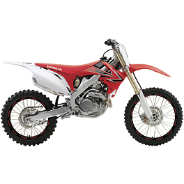 "Limited Rim Decals - Honda 19""/21"" - 2011 Honda CRF450R 2012 N-Style Ultra Graphics Kit - Honda"