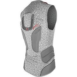 Leatt 3DF Back Protector - Leatt 3DF Body Vest