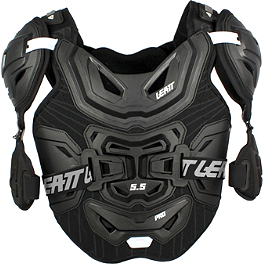 Leatt 5.5 Pro Chest Protector - Factory Effex Chest Protector ID Kit