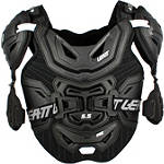 Leatt 5.5 Pro Chest Protector - Leatt Dirt Bike Chest and Back