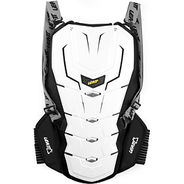Leatt Adventure Back Protector - Alpinestars Bionic Race Back Protector