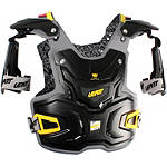 Leatt Adventure Chest Protector - Dirt Bike Chest and Back
