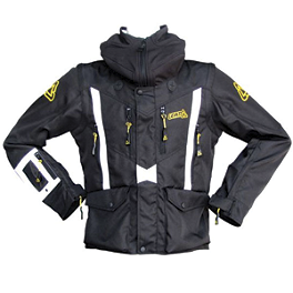 Leatt Adventure Enduro Jacket - 2013 Scott 350 Neck Brace Compatible Jacket