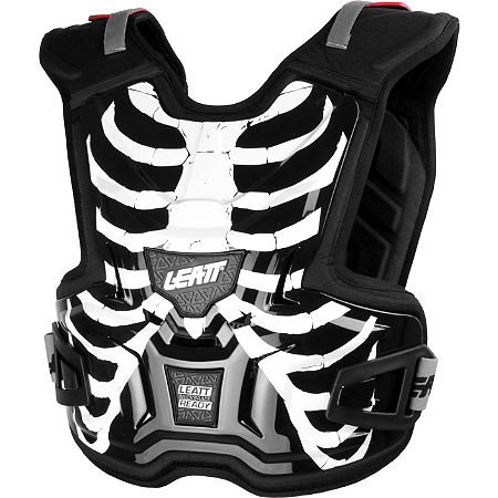 Leatt Youth Adventure Lite Jr. Body Vest - Cage - Main