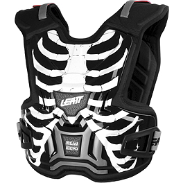 Leatt Youth Adventure Lite Jr. Body Vest - Cage - Leatt Youth Adventure Lite Jr. Body Vest
