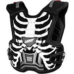 Leatt Youth Adventure Lite Jr. Body Vest - Cage - Dirt Bike Chest and Back