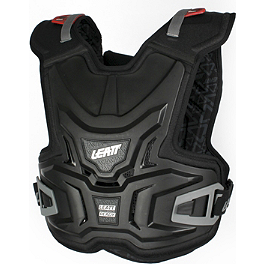 Leatt Youth Adventure Lite Jr. Body Vest - Leo Vince X3 Slip-On - Aluminum