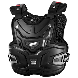 Leatt Adventure Lite Chest Protector - Leatt GPX Adventure 3 Neck Brace
