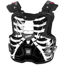 Leatt Adventure Lite Chest Protector - Cage - Leatt Adventure Lite Chest Protector