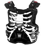 Leatt Adventure Lite Chest Protector - Cage - Leatt Dirt Bike Chest and Back
