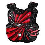 Leatt Adventure Lite Chest Protector - Fury -  Motocross Chest and Back Protection