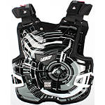 Leatt Adventure Lite Chest Protector - Tech - Dirt Bike Chest and Back