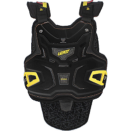 Leatt Adventure Lite Body Vest - Leatt Pro Lite Chest Protector