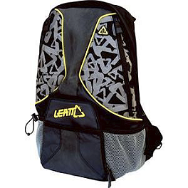 Leatt Element Backpack with 3 Liter Hydration System - Leatt H-4 Hydration System