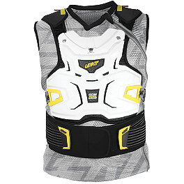 Leatt Body Vest - Leatt Adventure Back Protector