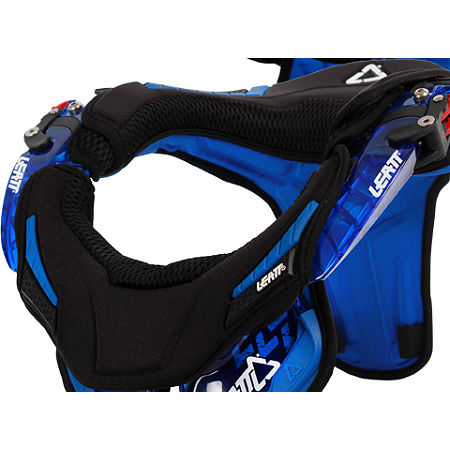 Leatt GPX Race Neck Brace Padding Kit - Main