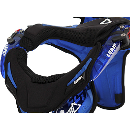Leatt GPX Race Neck Brace Padding Kit - Leatt GPX Trail Padding Kit