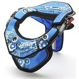 Leatt V2 Neck Brace Signature Padding Kit - Leatt GPX Race Neck Brace Padding Kit