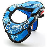 Leatt V2 Neck Brace Signature Padding Kit - Motocross Neck Braces